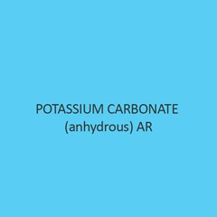 Potassium Carbonate (Anhydrous) AR