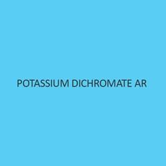 Potassium Dichromate AR (potassium bichromate)
