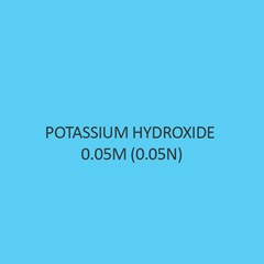 Potassium Hydroxide 0.5M (0.5N) Standardized Solution