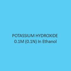 Potassium Hydroxide 0.1M (0.1N) In Ethanol