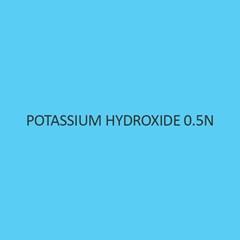 Potassium Hydroxide 0.5N (Solution In Water)