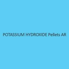 Potassium Hydroxide Pellets AR