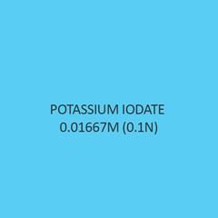 Potassium Iodate 0.01667M (0.1N)