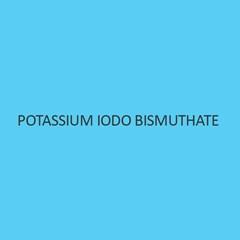Potassium Iodo Bismuthate (Bismuth Potassium Iodide)