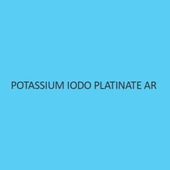 Potassium Iodo Platinate AR (Potassium Hexaiodo Platinate)