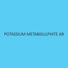 Potassium Metabisulphite AR