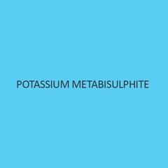 Potassium Metabisulphite (K2S2O5)