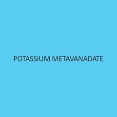 Potassium Metavanadate Extra Pure