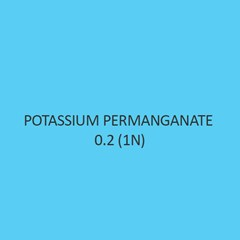 Potassium Permanganate 0.2 (1N)