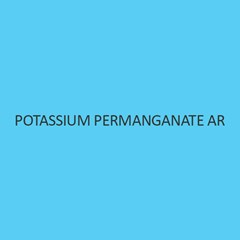 Potassium Permanganate AR (KMnO4)