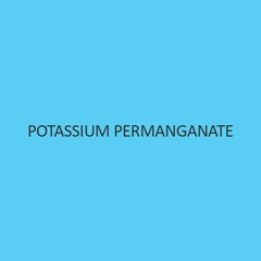Potassium Permanganate (purified crystals)