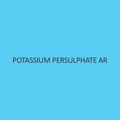 Potassium Persulphate AR