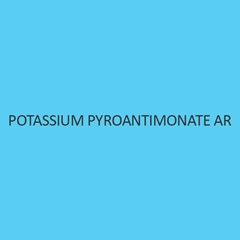 Potassium Pyroantimonate AR