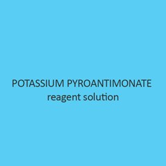 Potassium Pyroantimonate Reagent Solution