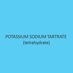 Potassium Sodium Tartrate (Tetrahydrate)