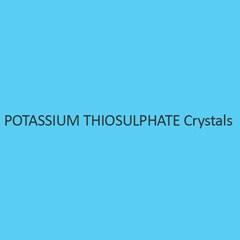Potassium Thiosulphate Crystals (Practical Grade)