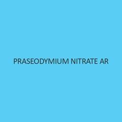 Praseodymium Nitrate AR (Hexahydrate)