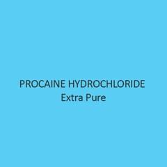 Procaine Hydrochloride Extra Pure