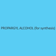 Propargyl Alcohol (For Synthesis)