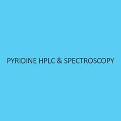 Pyridine Hplc & Spectroscopy