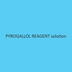 Pyrogallol Reagent Solution