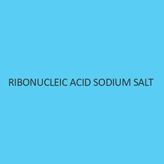 Ribonucleic Acid Sodium Salt