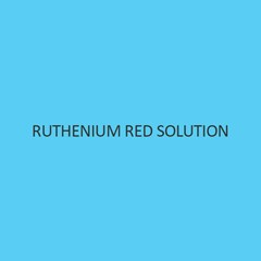 Ruthenium Red Solution