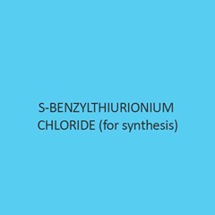S Benzylthiurionium Chloride For Synthesis