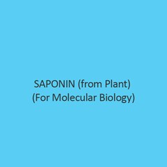 Saponin (From Plant) (For Molecular Biology)