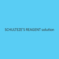 SchultezeS Reagent Solution