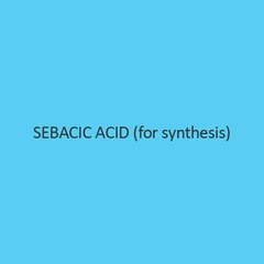 Sebacic Acid (For Synthesis)