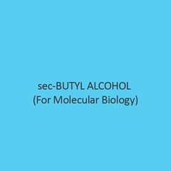 Sec Butyl Alcohol For  Molecular  Biology