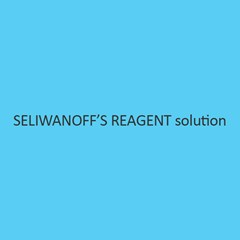 SeliwanoffS Reagent Solution
