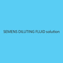 Semens Diluting Fluid Solution