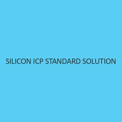 Silicon ICP Standard Solution