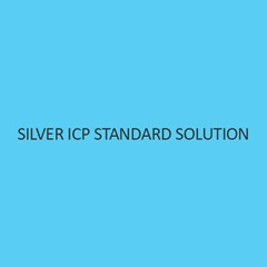 Silver ICP Standard Solution 1000Mg per L In Nitric Acid