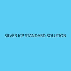 Silver ICP Standard Solution 1000Mg per L In Nitric Acid