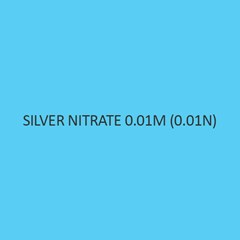 Silver Nitrate 0.01M (0.01N) Standardized Solution