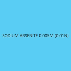 Sodium Arsenate 0.05M (0.1N)