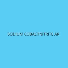 Sodium Cobaltinitrite AR