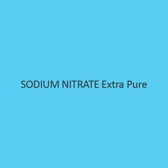 Sodium Nitrate Extra Pure