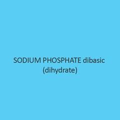 Sodium Phosphate dibasic (dihydrate)