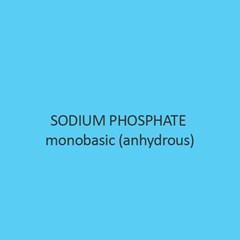 Sodium Phosphate monobasic (anhydrous)