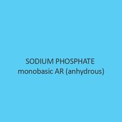 Sodium Phosphate monobasic AR (anhydrous)