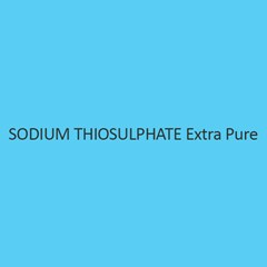 Sodium Thiosulphate Extra Pure