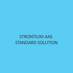 Strontium AAS Standard Solution