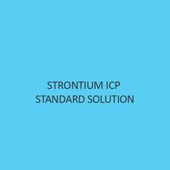 Strontium ICP Standard Solution