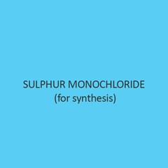 Sulphur Monochloride