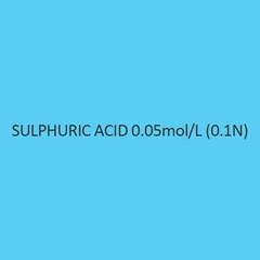 Sulphuric Acid 0.05 mol per L (0.1N)