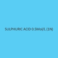 Sulphuric Acid 0.5 mol per L (1N)